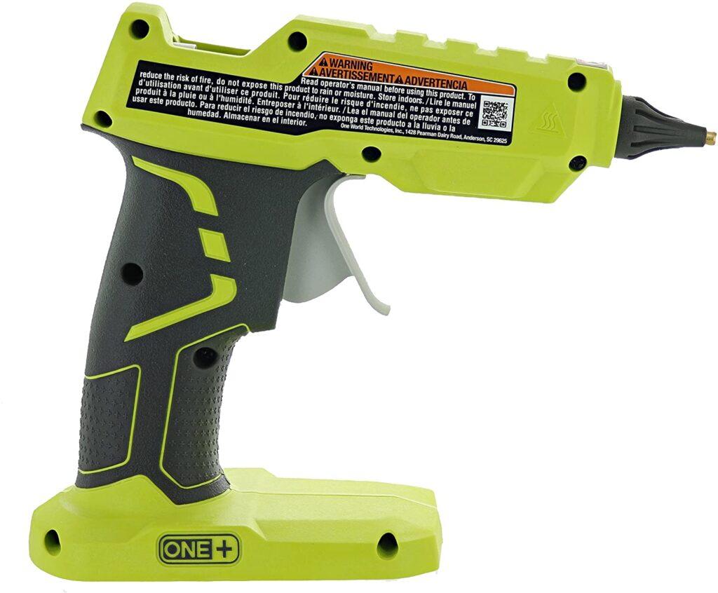 como elegir una pistola termofusible